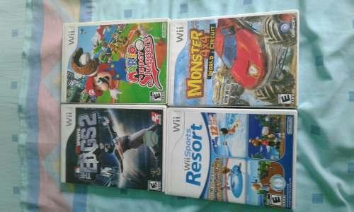 Juegos Para Wii Poco Uso