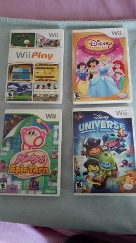 Juegos Wii Kirby, Play, Sport, Universe, Princess Usados