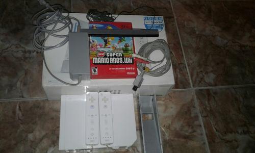 Nintendo Wi Original Sin Chipear