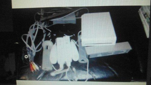Nintendo Wii Con Todos Sus Accesorios