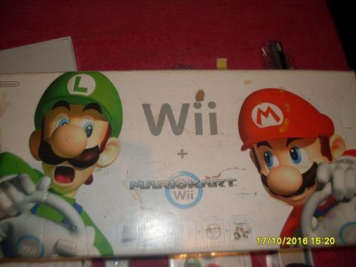 Nintendo Wii Sport Blanco