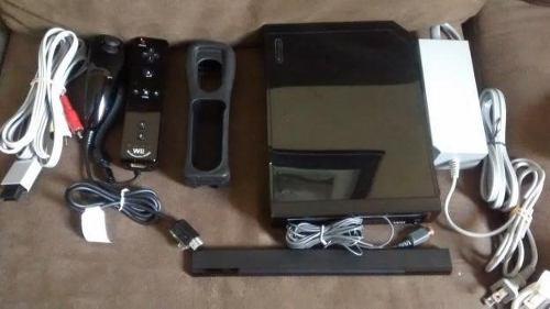 Nintendo Wii Sport Resort Negro Con Todos Sus Accesorios