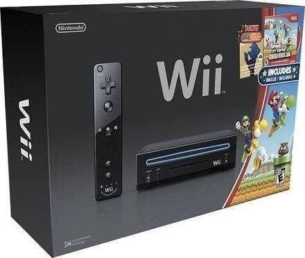 Nintendo Wii Version Super Mario Bros 100% Nuevo Y Original