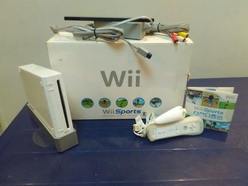Nintendo Wii (sports) Original, Sin Chipear, Casi Nuevo.