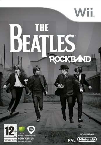 The Beatles Rock Band Wii Original