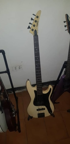 Vendo O Cambio Bajo Epiphone 4 Cuerda Power Bass De Los 90