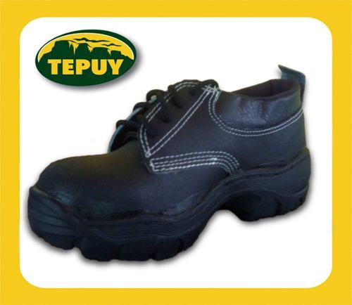 Zapatos De Seguridad Tepuy Suela Caucho
