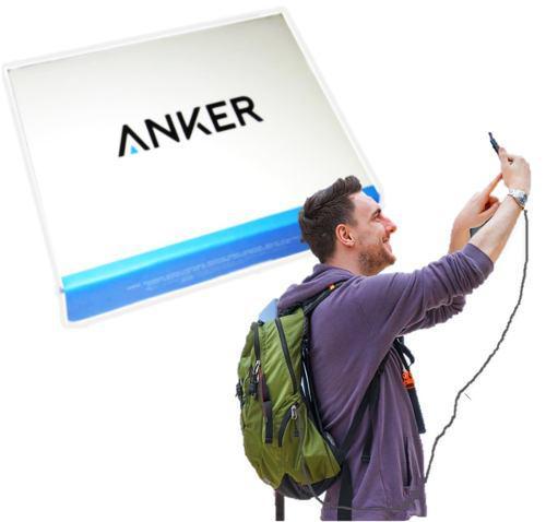 Cable Anker Micro Usb Carga Rápida 3mts Largo O R I G I N