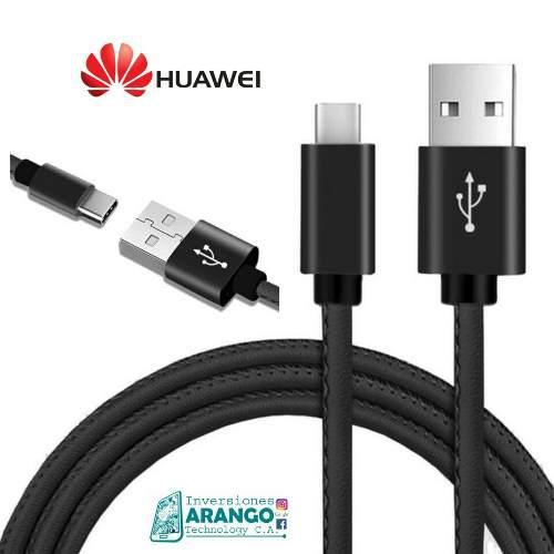 Cable Usb Wake Carga Y Datos Huawei P20 Lite Pro Mate