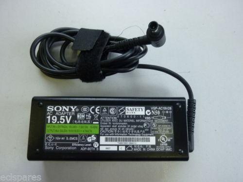 Cargador Adaptador Laptop Sony Vaio 19.5v 3.9a A 4.74a Orig