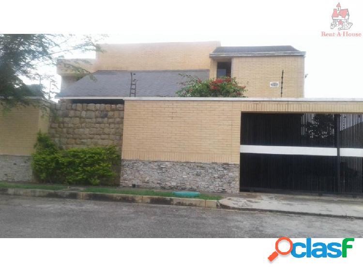 Casa en Venta Altos de Guataparo Nv 18-11036
