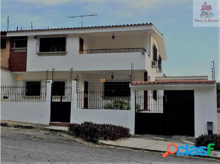 Casa en Venta Lomas del Este Nv 18-14199