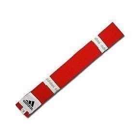 Cinturones De Karate adidas Talla 240 Azul Y Rojo
