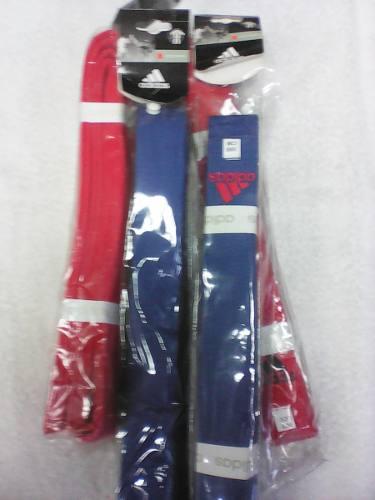 Cinturones Para Karate Do adidas Nuevos