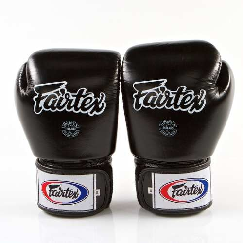 Guantes Fairtex De Boxeo/muay Thai (poco Uso)