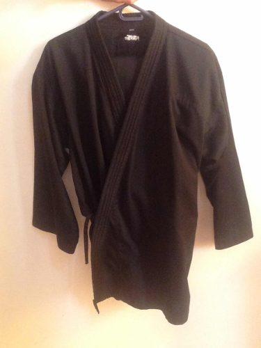 Karategi Negro Talla 4 Y 1/2 Marca Sport Fuentes