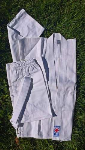 Karategui Kimono Uniforme Blanco Karate Niños T0 Tae Lopfre