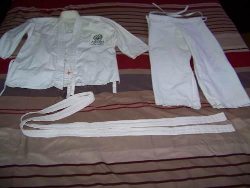 Karategui Tallas 1,5 Y 4,5