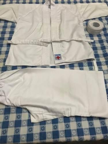 Kimono Blanco Artes Marciales Karate Taekwondo Talla 5