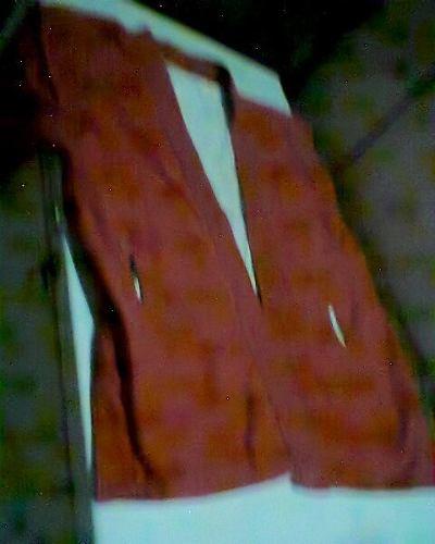 Kimono Chaqueta Artes Marciales Rojo Nro 3