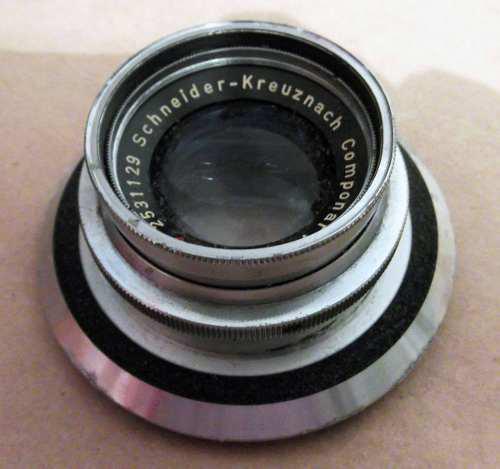 Lente Para Camara Componar Schneider Kreuznach Serial2531129