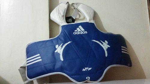 Peto Para Taekwondo adidas Wtf Original