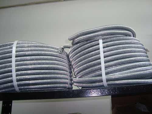 Tuberia Flexible Corrugada Emt 1/2 Y 3/4 Nueva