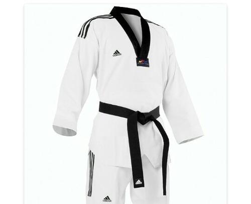 Uniforme De Taekwondo Dobok adidas. Talla 4.