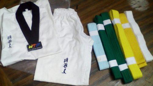 Uniforme De Taekwondo Talla 2