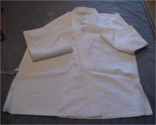 Uniforme Karategui Para Karate-judo-aikido, Talla 3