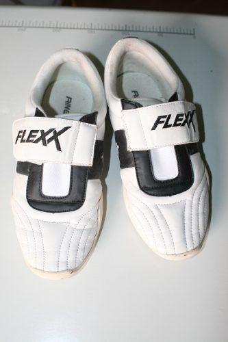 Zapato O Botas De Peleas Kenpo, Karate Casi New