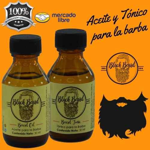Aceite Para La Hidratación De La Barba Y Bigote