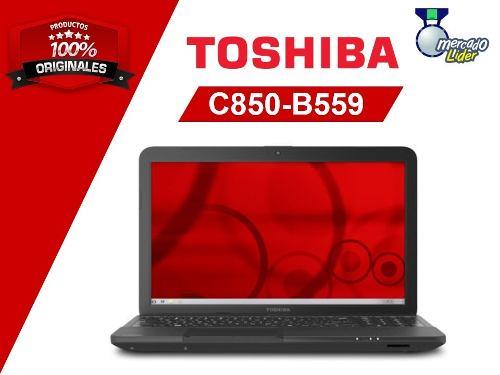 Laptop Toshiba Satellite C850-b559 Teclado Eeuu- Arabe