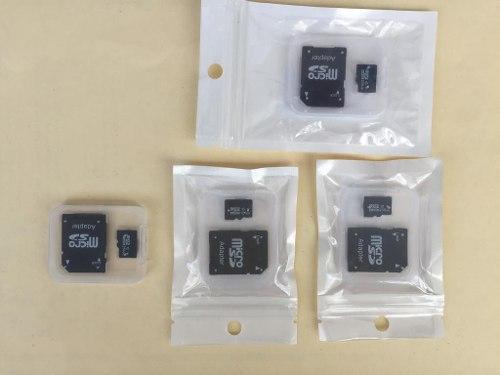 Memoria Micro Sd 128gb Con Adaptador Clase 10 Nueva
