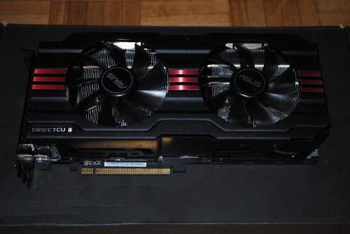 Tarjeta De Video Asus Hd gb Gamer