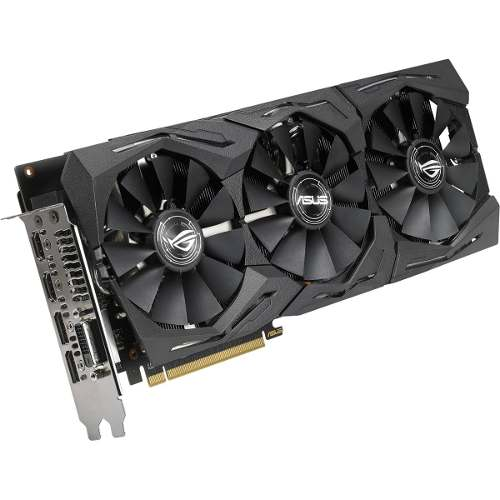 Tarjeta De Video Asus Radeon Rog Strix Rx gb