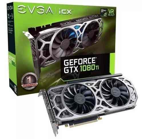 Tarjeta De Video Evga Geforce Nvidia  Ti