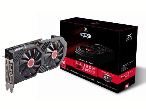 Tarjeta De Video Xfx Rx gb Ddr5 Radeon