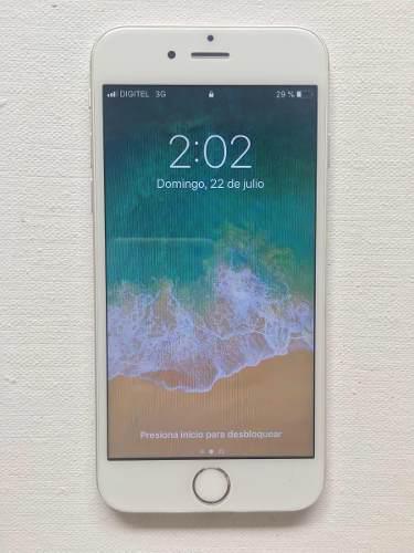 Apple Iphone 6 16gb Liberado Silver (230)