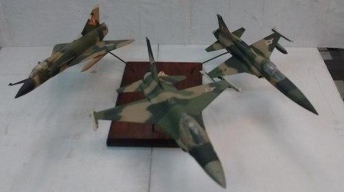 Aviones Fav, F-5, Mirage Y F-16
