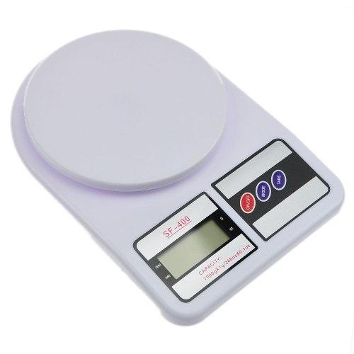 Balanza Cocina 7 Kilos Kg Portatil Peso Digital Maxi House