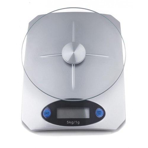 Balanza Peso Digital Cocina 5kg X 1gr Bateria Portatil Lujo