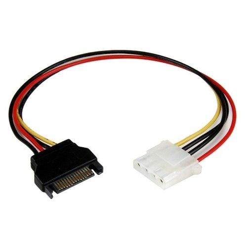Cable Corriente Power Sata Macho A Molex Pc Riser Gpu