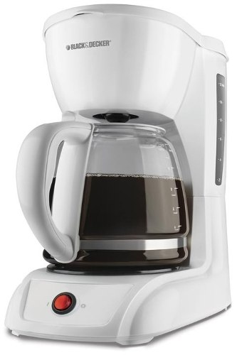 Cafetera Black And Decker De 12 Tazas Modelo:cmw.