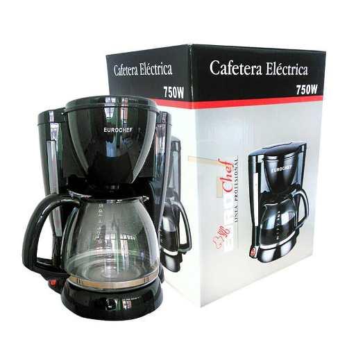 Cafetera Electrica Eurochef Js65a Tt