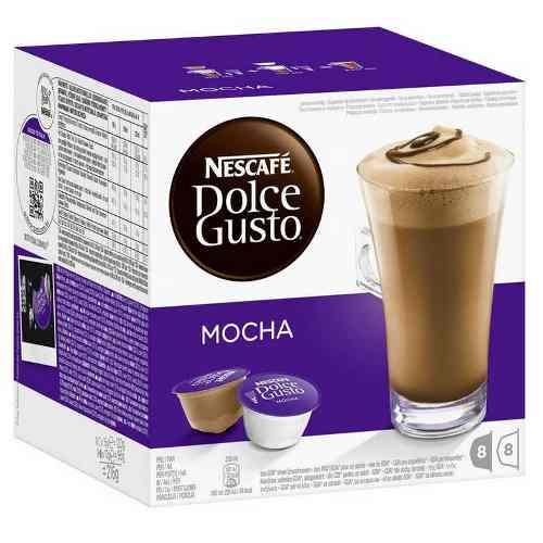 Capsula Cafetera Nescafe Dolce Gusto Máquina Genio 2