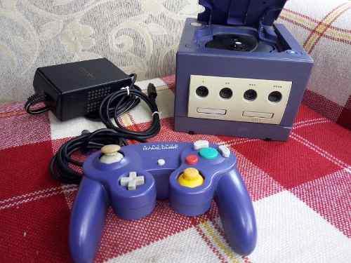 Consola De Nintendo Gamecube