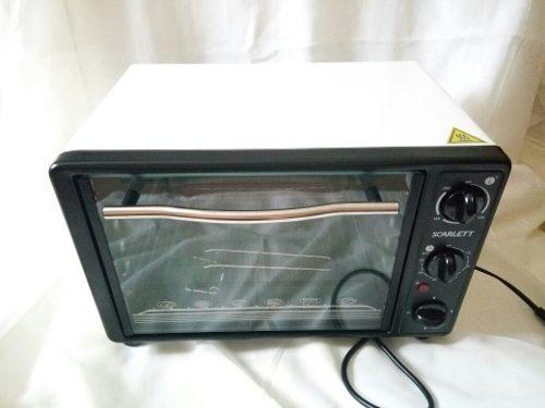 Horno Electrico Scarlett 18 Litros w