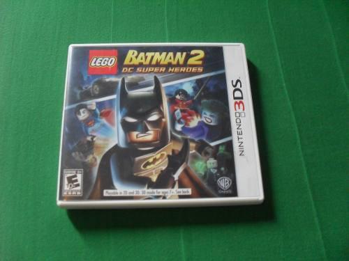 Juego Lego Batman 2 Para Nintendo 3ds