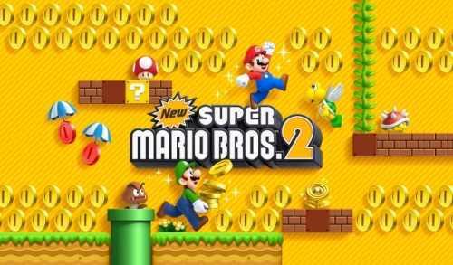 Juegos De 3ds: New Super Mario Bros 2 Y Mario Kart 7